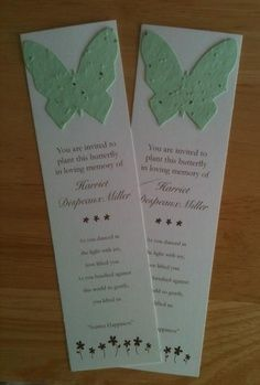 Class Reunion Memorial Table Ideas in loving memory sign table card wedding reception seating signage family photo table sign Plantable Bookmarks Are A Wonderful Way To Pay Tribute Memorial Bookmarks Memorial