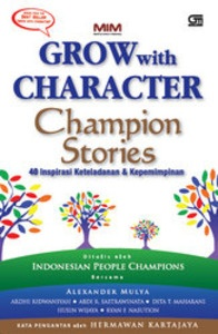 Grow with Character - Mark Plus