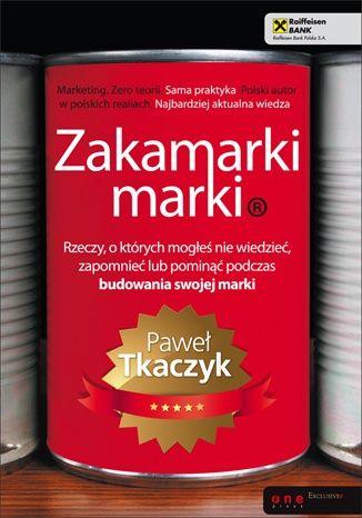 Okładka książki Zakamarki marki