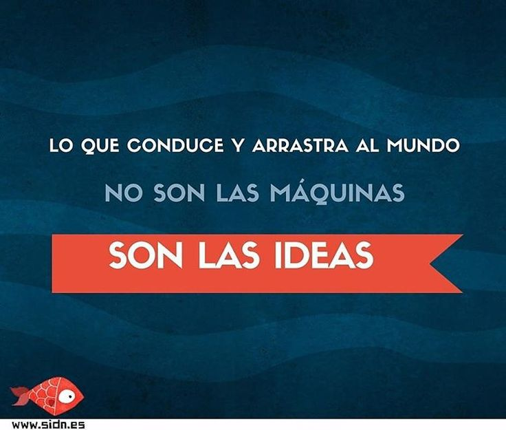 Las ideas tienen el poder ;) #frases #frasesmotivacion #ideas #emprendedores #marketingdigital