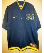 Michigan Wolverines Basketball Warm Up jersey ,... - $59.99