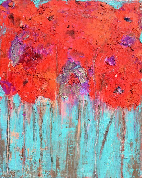 Oil Painting Print  Orginal Painting Print  Art by AmandaFloresArt, $25.00