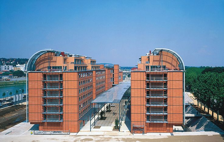 Renzo Piano Building Workshop - Projects - By Type - Cité Internationale