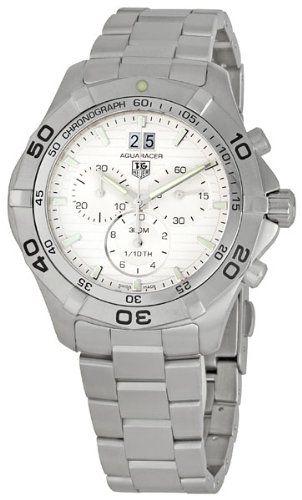 Tag Heuer Aquaracer Chronograph Mens Watch CAF101F.BA0821  for more details visit :http://watch.megaluxmart.com/
