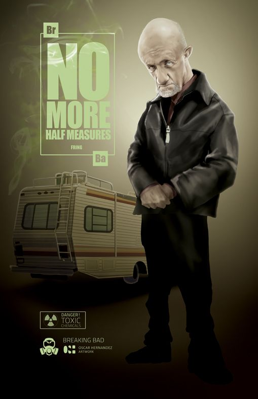 Breaking Bad - Fanart on Behance