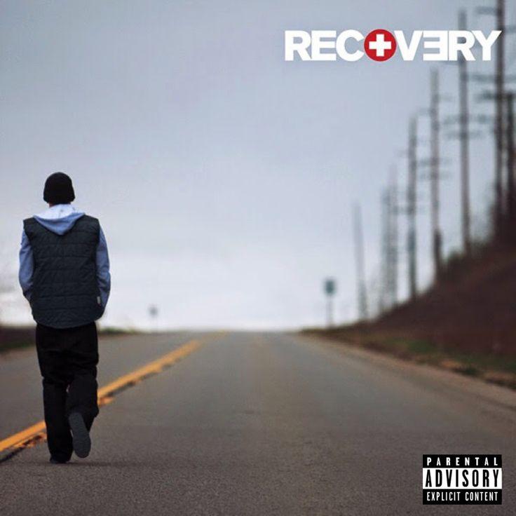 Eminem — Recovery (Jun 18 2010)