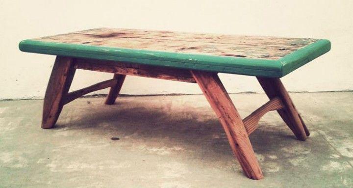 El enfoque de mis trabajos de carpintería es realizar piezas únicas, artísticas y sustentables.