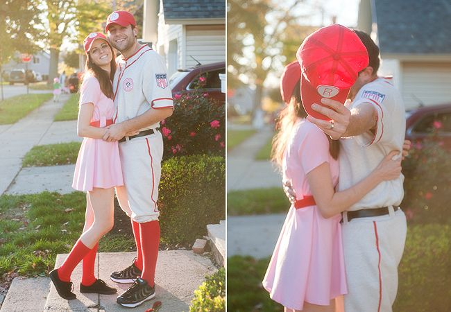 """A League of Their Own"" Rockford Peaches Costumes"