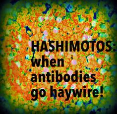 Did you get a diagnosis of Hashimoto's Disease, or someone has just suggested you might have it?? It's a very common form of thyroid disease, and can also be called Hashi's or Thyroiditis. See here for a more thorough explanation of thyroiditis. WHAT IS HASHIMOTOS?.