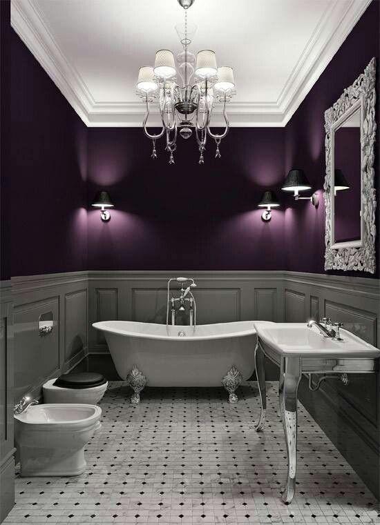 La salle de bain change de couleur | BricoBistro