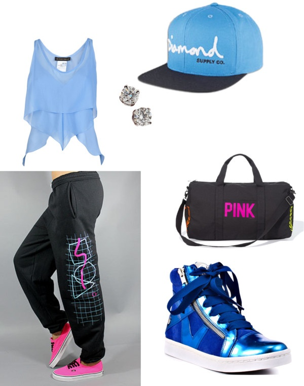 """""""Hip hop class"""" by hannahcheers14 on Polyvore"""