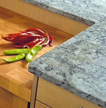 Wood Countertop Ideas