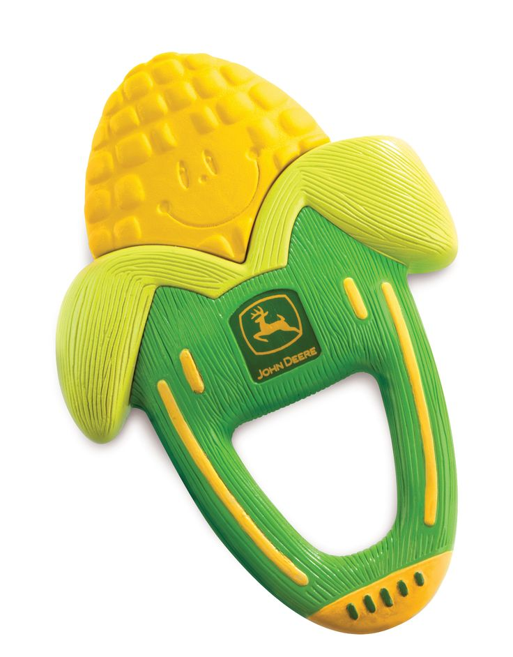 John Deere Teether - my boys love theirs!