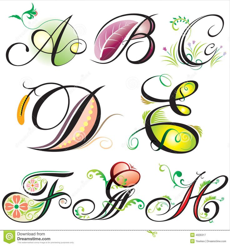 The 280 Best ALPHABET OF MONOGRAM Images On Pinterest