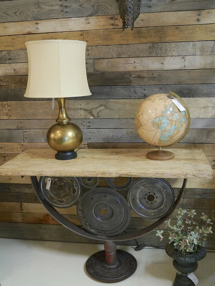 200 best repurposed furniture images on pinterest homes for Repurposed metal furniture