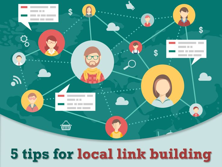 5 tips for local link building.