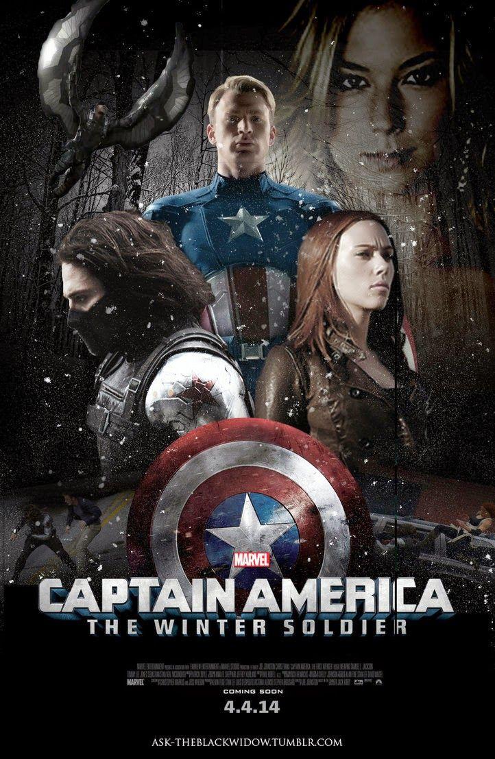 Capitán América 2: El Soldado del Invierno | Ver Cualkier Película Online y en Latino http://cualkierpelicula.blogspot.com.ar/2014/08/capitan-america-2-el-soldado-del.html