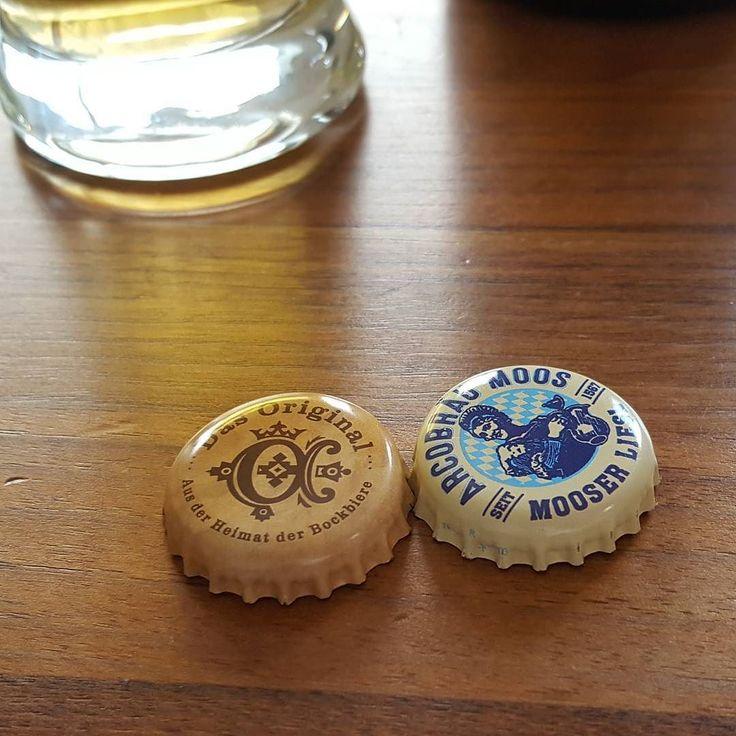 Wir testen zwischendurch auch mal ganz konventionelle Ware aus dem Getränkemarkt #bier #einbecker #bockbier #arcobräu #helles #getränkemarkt #prost