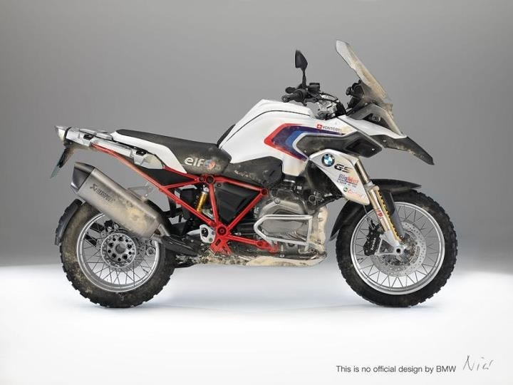 unofficial bmw gs 1200 rally i like toys for boys. Black Bedroom Furniture Sets. Home Design Ideas