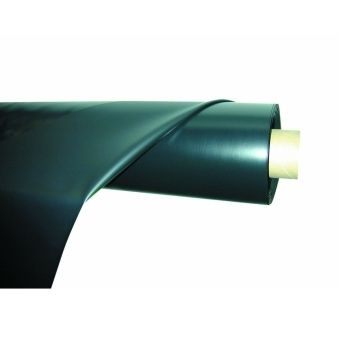 Bâche PVC épaisseur 0,5mm largeur 4m à la coupe vendu au m²