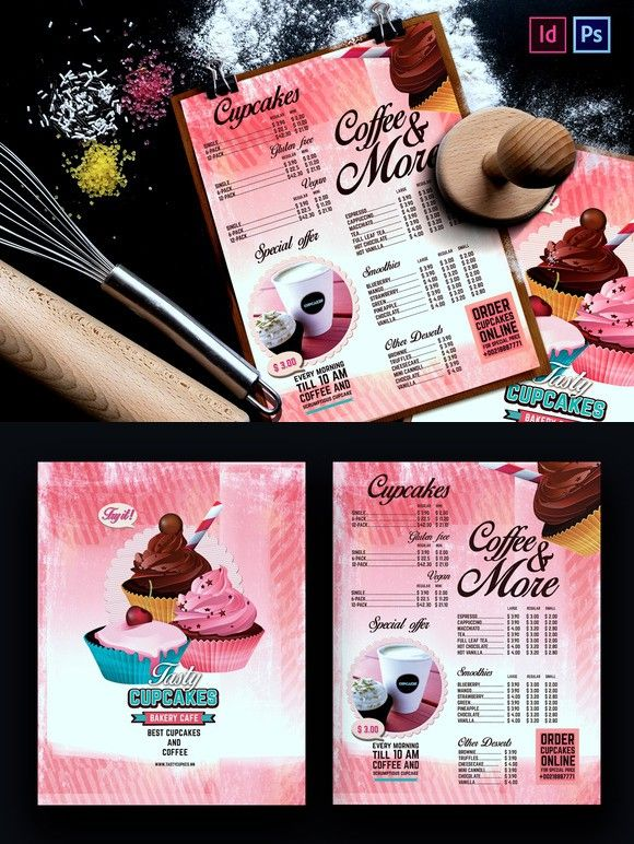 Best  Bakery Menu Ideas Only On   Cupcake Flavors