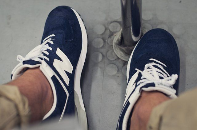 mens new balance 576 blue