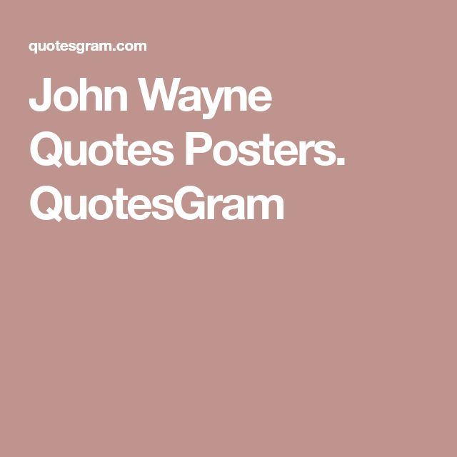 14 Best John Bratby Images On Pinterest: Best 25+ John Wayne Quotes Ideas On Pinterest