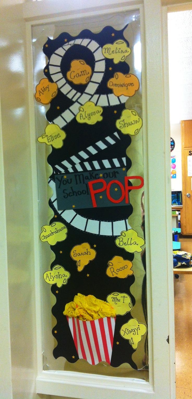 Summer Classroom Decoration ~ Ideas about popcorn bulletin boards on pinterest