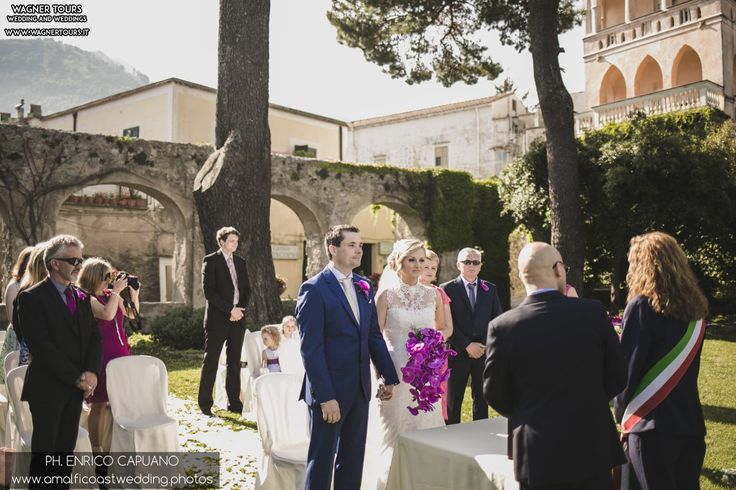 Ravello wedding by mario capuano wedding planner and enrico capuano wedding professional photographer Amalfi coast italy in the town hall garden principessa di piemonte