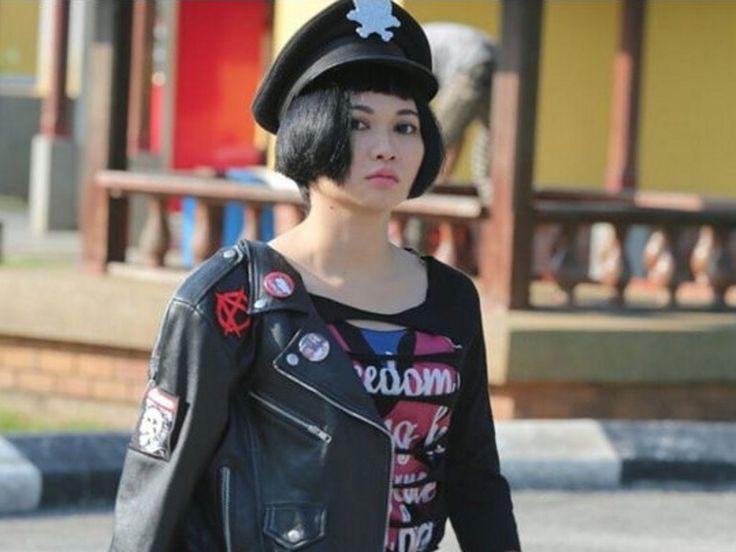Cinema Online Brunei: News - Falisha Crossley berkorban demi filem