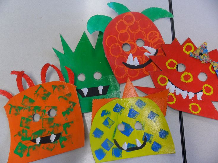 Thema: Carnaval..Maskers!