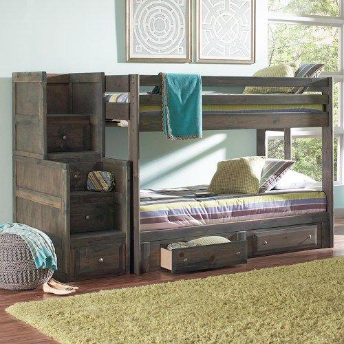 17 Best Ideas About Full Bunk Beds On Pinterest Girls