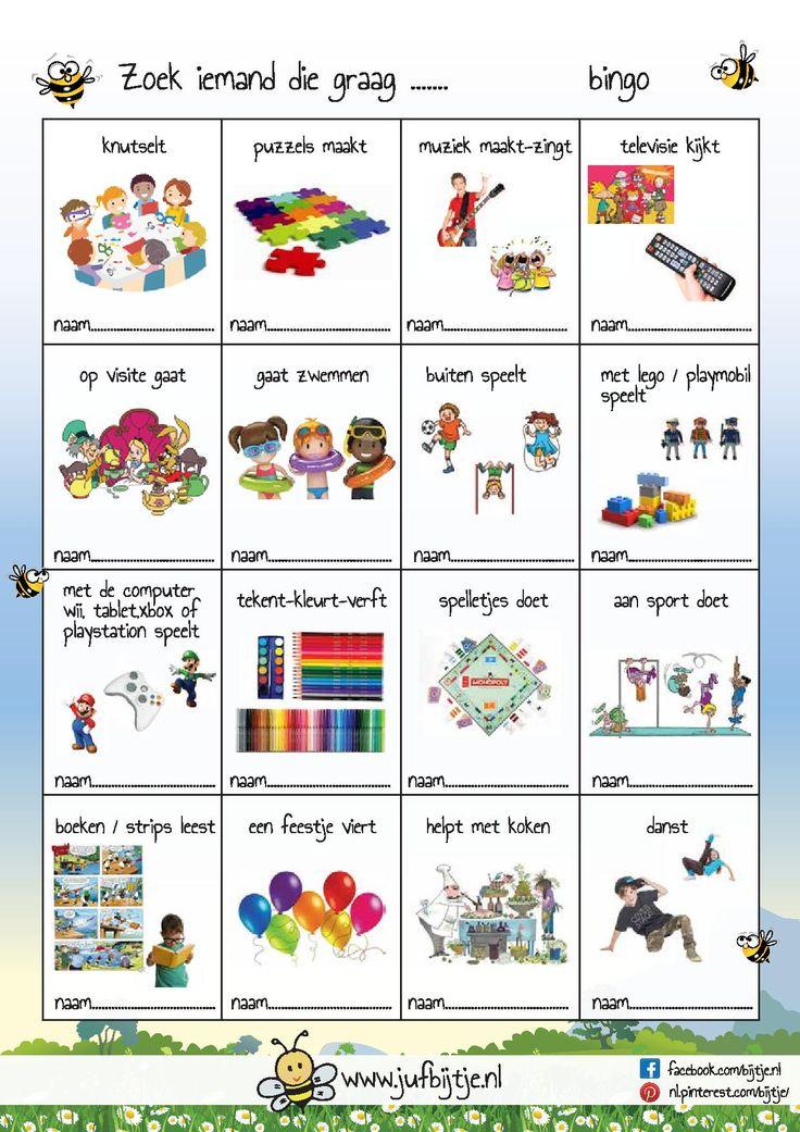 Aanvullend lesmateriaal, posters, dagritmekaarten en meer in leuke thema's. Gratis PDF downloads om thuis of op school te printen en te oefenen..