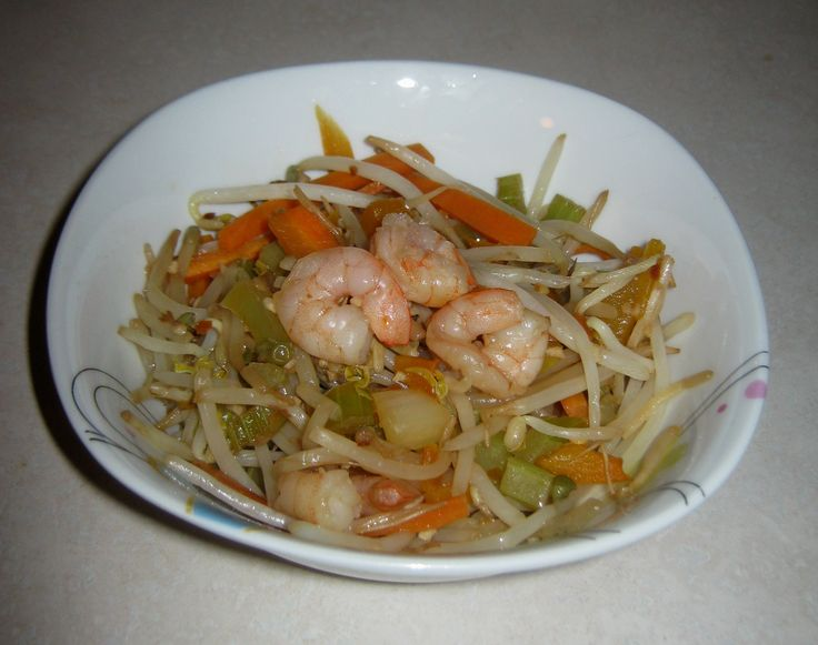how to cook bean sprouts for stir fry