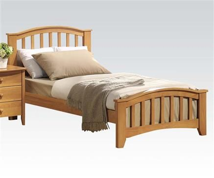The San Marino Transitional Youth Bedroom Collection Features Clean Lines And Expert Construction In Maple Finish