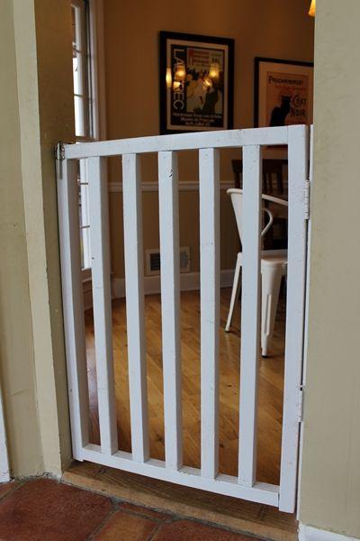 diy baby and dog gate - Doggie Gates