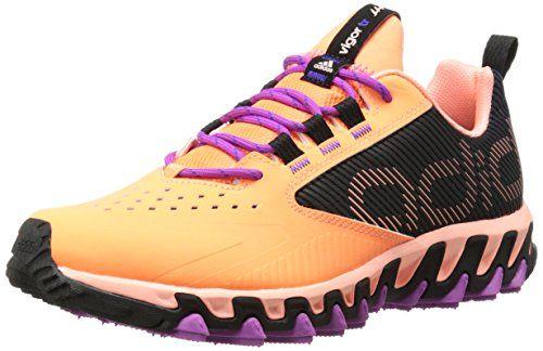 Adidas Shoes Womens Vigor Tr Logo Purple Gray