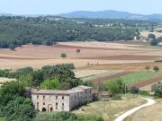 Farmland bounty in Tuscan cuisine