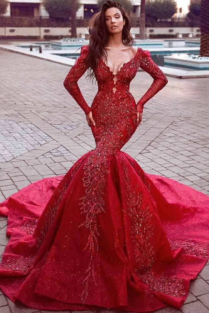 33 Red Prom Dress Designs To Add A Dose Of Elegance Prom Dresses