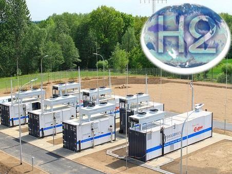 """News* Impianto """"power-to-gas"""" di Falkenhagen, più di 2 milioni di kWh di idrogeno immessi nella rete gas WWW.ORIZZONTENERGIA.IT #Idrogeno, #VettoreIdrogeno, #EnergyStorage, #SistemiAccumulo, #StoccaggioEnergia"""