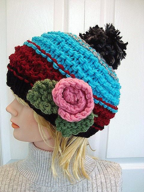 Knit Hat Knitting Pattern  Beginner level  Childrens by Hectanooga, $4.99 https://www.etsy.com/listing/160870678/knit-hat-knitting-pattern-beginner-level?ref=shop_home_active_24
