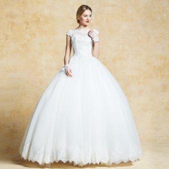白のプリンセスの花嫁衣装・ウェディングまとめ一覧♡