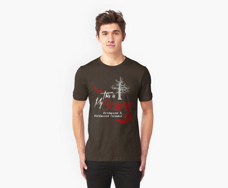 This Is My Scary Brickmason & Blockmason Costume T-Shirt