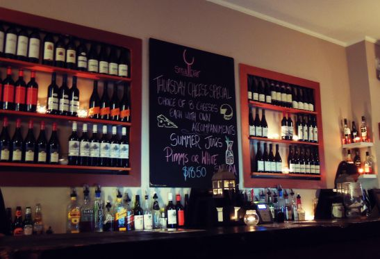 Small Bar - Sydney - small bar review