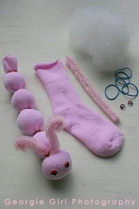 Recycler les chaussettes assurées