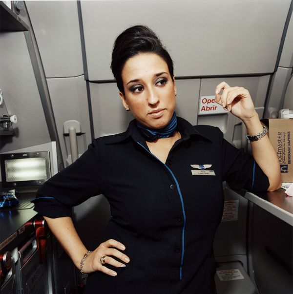 from Konnor jet blue flight attendant is gay