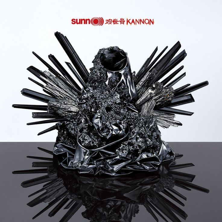 "#Kannon, the new LP of #SUNNO))) is 36 minutes in length and consists of three pieces of a %triadic whole : Kannon 1, 2 and 3.  The literal representation of Kannon is as an aspect of #Buddha : specifically ""goddess of mercy"" or ""Perceiving the Sounds (or Cries) of the World"". More, in #TheAttic"