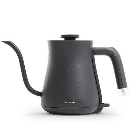 BALMUDA The Pot(バルミューダ ザ・ポット)は、毎日使いたくなる今までにない美しいデザインの電気ケトルです。