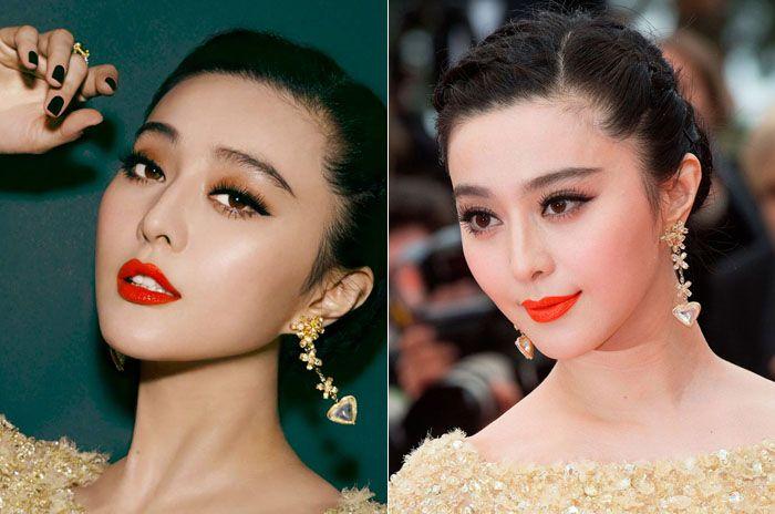 Simple Bold Lips Makeup Tutorial Step By Step With Loreal, Helen Nguyen For Luminous Skin #trangdiem #lamdep #huongdanlamdep #huongdantrangdiem #beautyblogger #makeup #loreal