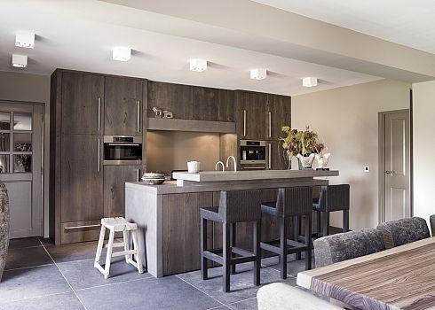 Keukens op maat maatkeukens rmr interieurbouw moergestel keuken pinterest kitchens - Deco stijl chalet ...